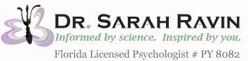 Dr. Sarah Ravin - Psychologist | Eating Disorders |Body Image Issues | Depression | Anxiety | Obsessive-Compulsive Disorders | Self-Injury